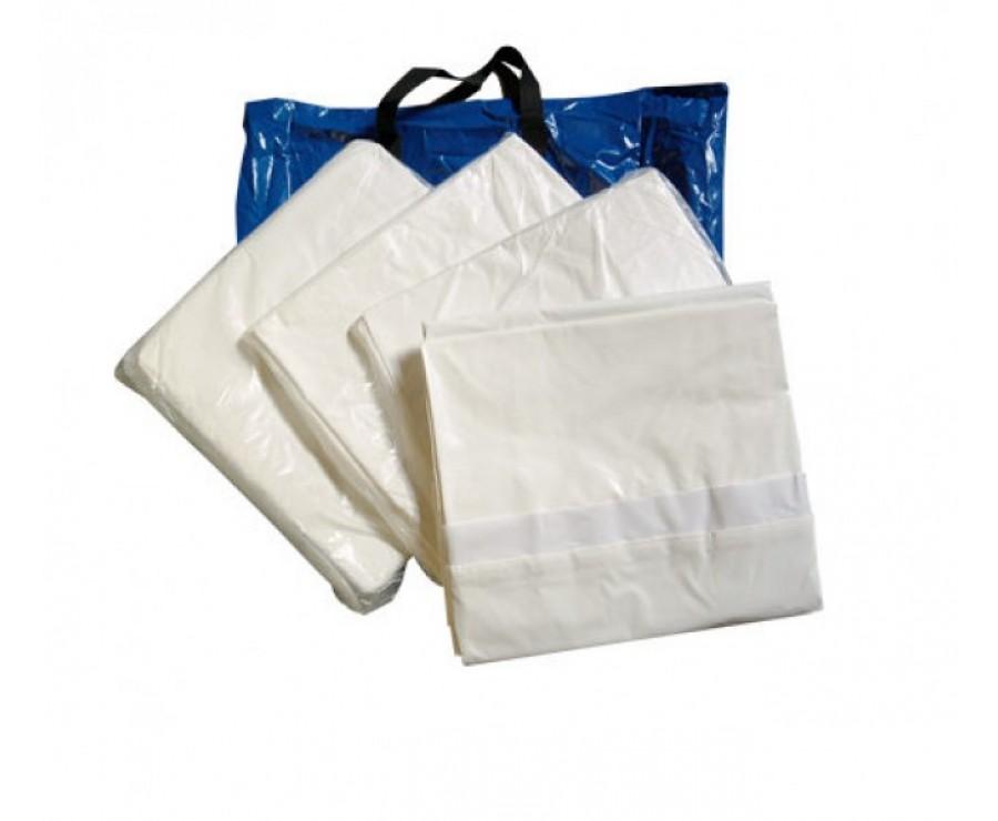 Pack murs PVC 550gr/m²