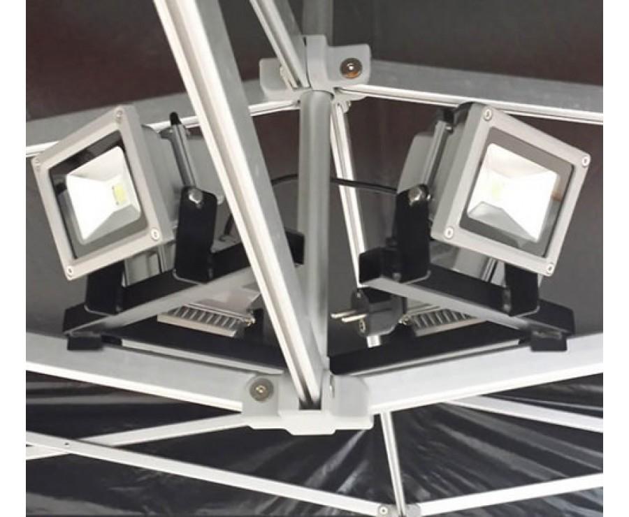 Spot LED 4 x 10w 1000 lumens