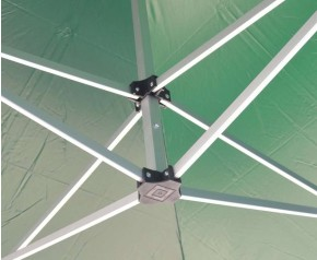 Structure aluminium de tente pliante