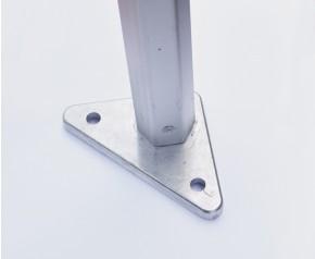 Pied aluminium de barnum pro