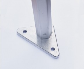 Pied aluminium de barnum pro 45mm
