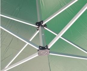 Armature alu de tente pliante