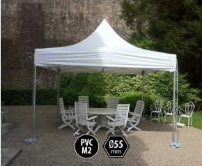 Tente pliante pro 4x4 toile PVC 550g/m²