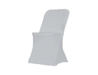Housse lycra chaise pliante