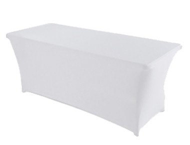 Housse lycra table