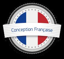 Conception française de barnums pliants