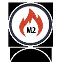 Norme anti feu M2